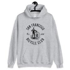 San Francisco Bicycle Club Hoodie - Hoody Men S-3XL - Gift Cycling Cyclist SFO