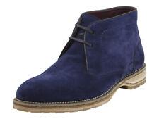 Mezlan Men's Dalias Blue Chukka Boots Shoes