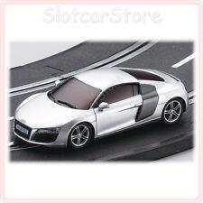 Kyosho DSlot43 Audi R8 silber (1:43 Slotcar Auto auch Carrera GO) D1431010101