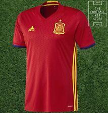 L'Espagne Home Shirt-Officiel Adidas football jersey-homme-toutes tailles