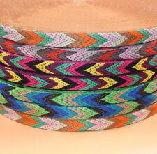 3M National wind Jacquard webbing Arrow pattern Trim Clothes bag belt Accessorie