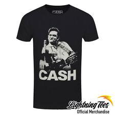 Official Johnny Cash Finger T-Shirt