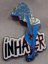 Miles Kane Inhaler enamel badge.Arctic Monkeys,Tickets,The Last Shadow Puppets