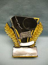 HOCKEY self standing resin trophy MWR107
