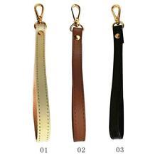 Leather Wristlet Wrist Bag Strap Replacement For Purse Handbag