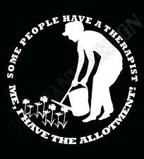 Allotment T-Shirt Funny t-shirt Gardeners Allotment Dads Mums T-Shirt Gift