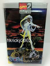 Toy Biz Marvel Comics Level 2 Glue Together X-Men Storm Model Kits