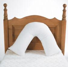 Harley V Pillow Cushion - Shoulder, Neck, Nursing Support for Bed or Chair