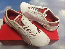 Puma Future Cat White Ferrari Sneaker Youth Size 4 to 6 / Women 5.5 to 7.5