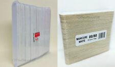 Mini Nail Files -  WHITE- 50ct - Pick Any Kind