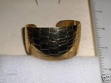 Avon Gold bracelet #209