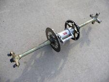 2005 Banshee rear setup AXLE CARRIER HUB SPROCKET ROTOR fits 87-06