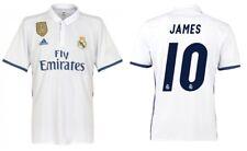 Trikot Adidas Real Madrid 2016-2017 Home WC James - Badge Klubweltmeister