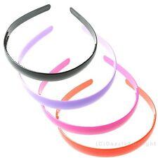 Aliceband Alice Bande cerchietto di plastica Fascia Per Capelli Testa SCUOLA Hairband
