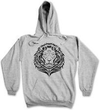 Tribal lion hoodie Celtes Celte religion Icône Culture Tatouage Art Lion