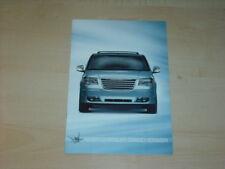 35596) Chrysler Grand Voyager Polen Prospekt 200?