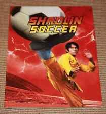 DOSSIER PRESSE CINEMA 2002 SHAOLIN SOCCER Stephen Chow Ng Man Tat P Tse Yin