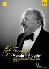 Menahem Pressler: The Pianist New Dvd
