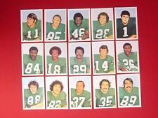 1972 NFLPA Stamp  #303 Lee Bouggess Eagles    MINT