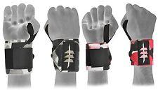 Tutore per Polso Wraps Mano Supporto Tutore Fitness Palestra Hand Grip per il sollevamento pesi