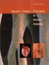 Principles of Human Anatomy by Tortora, Gerard J Book The Cheap Fast Free Post