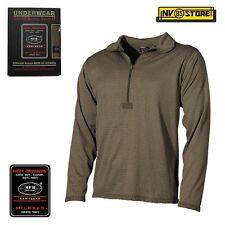 Maglia Termica MFH Underwear Level 2 GEN III Intimo Termico Caccia Militare OD
