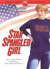 STAR SPANGLED GIRL~1971 VG/C DVD~SANDY DUNCAN ELIZABETH ALLEN TONY ROBERTS
