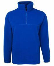 NEW Polar Fleece 1/2 Zip Front Windcheater Jbswear 3PH JB's Wear Various Colours