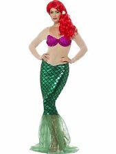 Deluxe Sexy Mermaid Fancy Dress Costume