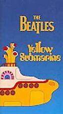 Beatles, The - Yellow Submarine (VHS, 1999) Sealed Vintage