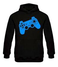 Gamer Controller capucha-sudadera Fun suéter hooded suéter Shooter nerd ZOCK