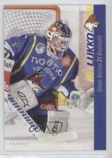 2012-13 Cardset Finland SM-Liiga #097 Simon Nielsen Rookie Hockey Card