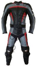 """REBUS"" neXus 2-piece Leather Biker Motorcycle Suit - All sizes!"