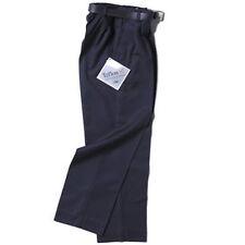 Boys 1/2 Elastic School Trousers  (Teflon Coated)  Bargain