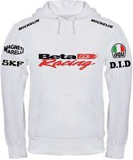 FELPA BETA RACING t-shirt polo maglia fiat 500 ABARTH maglietta ALFA ROMEO BIA
