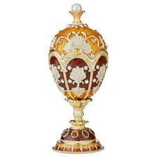Design Toscano Constantine Romanov-Style Enameled Egg