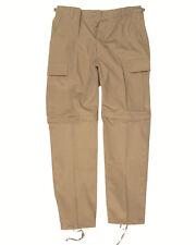 Zip-Off Pantalón Caqui, Pantalones de campo, Informal, Outdoor -nuevo
