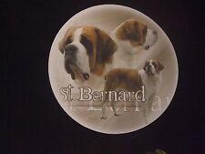 Tapis de souris - SAINT-BERNARD POIL COURT
