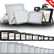LED Floodlight Outdoor Garden 10W 20W 30W 50W 100W 200W 300W 500W  Flood Lamp UK