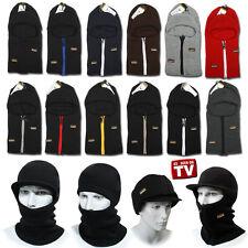 Ethos Beanie Multifunction Balaclava Storm Hood Winter Hat Peaked Cap Ski Mask