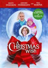 A Christmas Wish (DVD, 2011)New - Kristy Swanson, Tess Harper