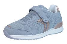 Geox J Maisie G Filles Baskets / Chaussures Decontractees - Gris
