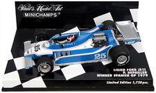 Minichamps Ligier JS11 Winner Spanish GP 1979 - Patrick Depailler 1/43 Scale