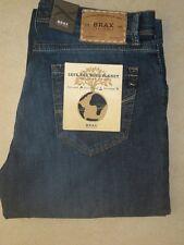 BRAX Jeans Stretchjeans Cadiz Denim jeansblau Fb25 leichte Qualität  NEU