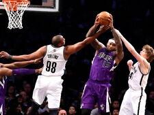 DeMarcus Cousins Rebound Basketball Sport Giant Wall Print POSTER