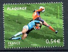STAMP / TIMBRE FRANCE  N° 4071 ** SPORT / COUPE DU MONDE DE RUGBY 2007 FRANCE