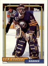 1992-93 Topps Hockey Card Pick 278-528