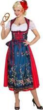 Dirndel Dirndl Trachten Oktoberfest Bayern Damen Kleid Kostüm Trachtenmode Mode
