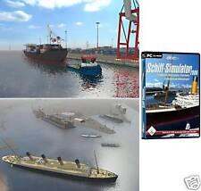 SCHIFF SIMULATOR 2006 Steuern Sie die Titanic SCHIFFSIMULATOR Neuwertig
