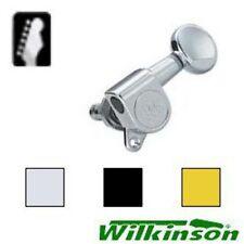 New Guitar Parts Wilkinson WJ05 6inline Tuners